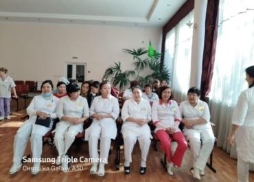 Семинар — обучение «Уход за тяжелобольными»