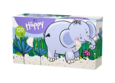 Бумажные Салфетки Bella Baby Happy