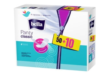 Bella Panty soft күнделікті төсемелері