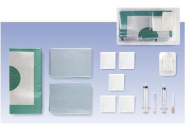 Комплекты для проведения определенных процедур Matoset