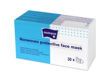 Одноразовые гигиенические маски Matopat