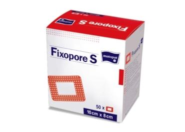 Повязки послеоперационные из нетканого материала Fixopore S