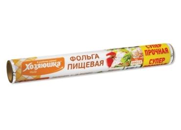 Хозяюшка Мила тағамдық фольгасы