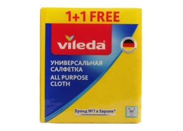 Салфетки Vileda