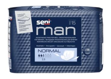 Урологические вкладыши для мужчин Seni Man