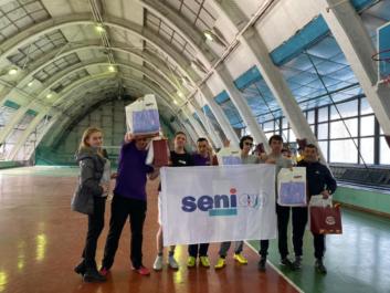 SENI Cup мини-футбол бойынша турнирі
